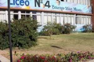 secundaria levanta sanción a estudiantes del liceo 4 protagonistas de video sexual